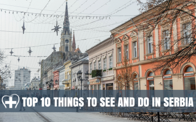 Best Things To See And Do In Serbia
