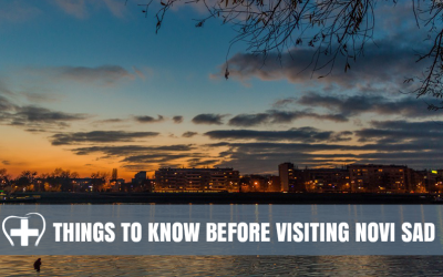 Top 3 Things You Should Know Before Visiting Novi Sad